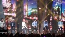 [MPD직캠] 틴탑 직캠 아침부터 아침까지 ah ah TEENTOP Fancam Mnet MCOUNTDOWN 150625