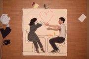 根本・小川結婚式余興動画「愛の空撮ストップモーション」