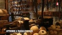 Une autre école - Ecole de Tournage sur bois - 2015/11/07
