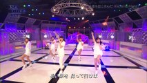 ℃-ute 「嵐を起こすんだ Exciting Fight!」 (The Girls Live 20151102)