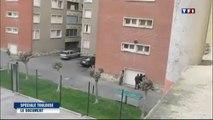 Mohamed Merah l'assaut du RAID et son appartement