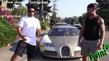 Bugatti Veyron Gold Digger Prank 2015 Gold Diggers EXPOSED