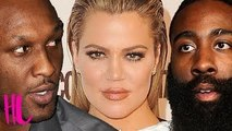 Khloe Kardashian Reveals Who Shes With: Lamar Odom Or James Harden