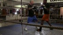 Boxing With David Alaba -- Gamedayplus -- adidas Football