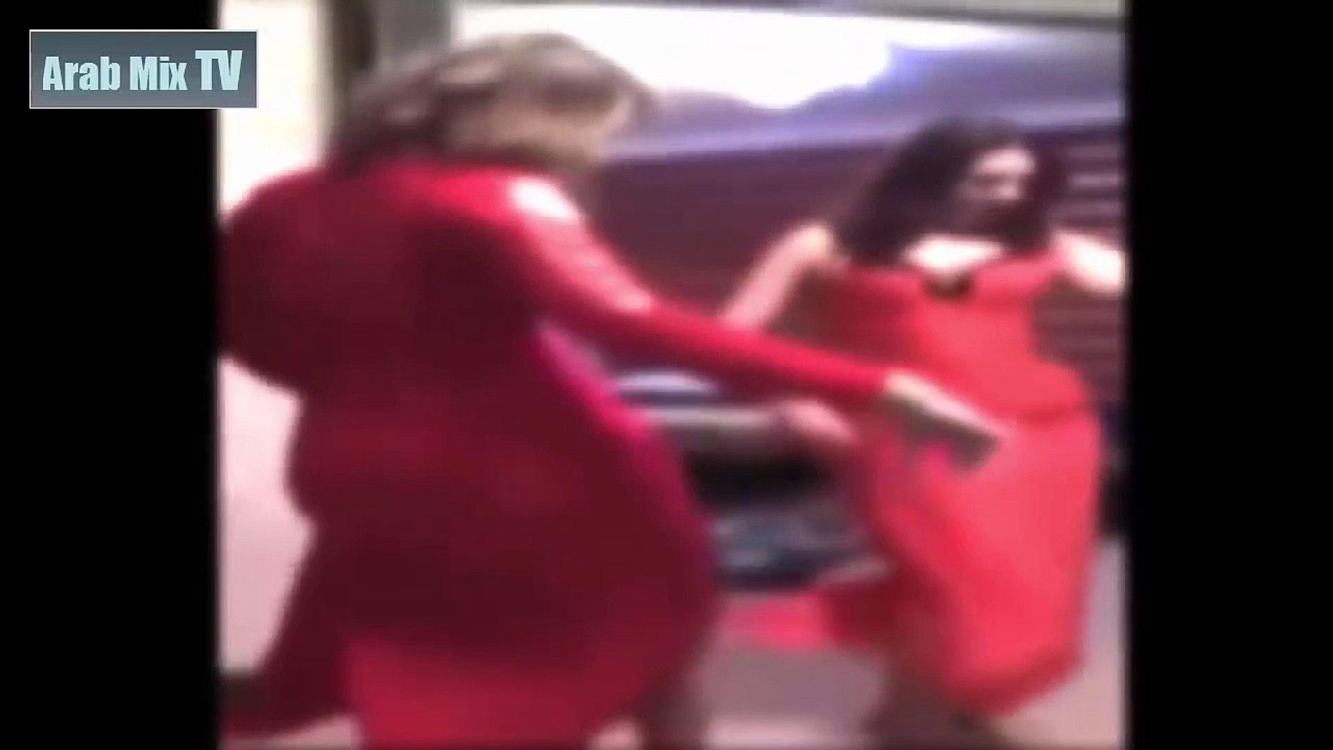 رقص منزلي معلاية بالفستان الأحمر الشفاف - رقص بنات منازل خليجي ساخن - رقص سعودية ملهاش حل