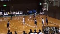 Basket: panier incroyable en toute fin d'un match d'écoliers au Japon