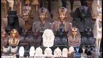 Faraones al rescate de Egipto en medio de nuevo golpe al turismo