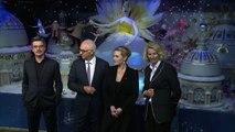 A Parigi è già Natale, Kate Winslet accende le luci a Printemps
