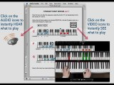 Learn to Play the Piano | Best Piano Software! | Piano Video Lessons