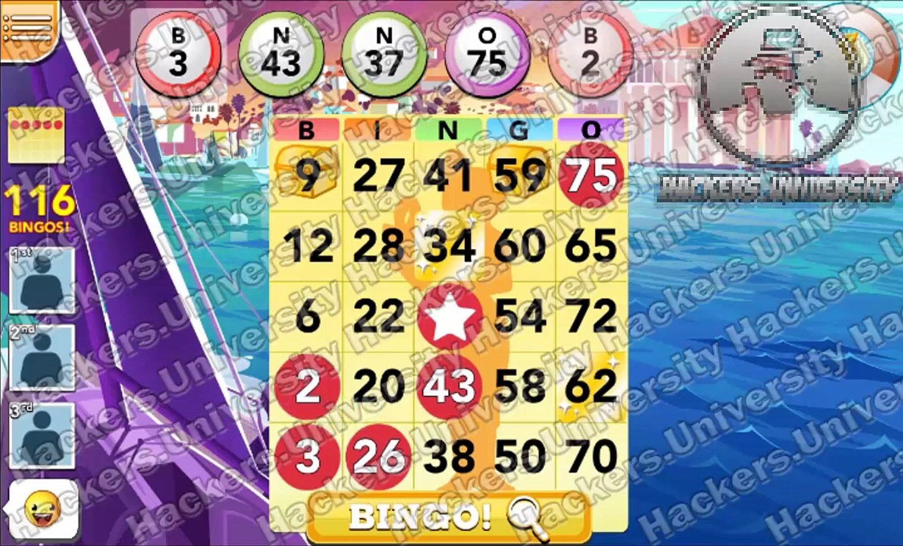 Bingo Blitz Cheats (Infinite Power-Ups)