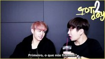 [LEGENDADO PT-BR] GOT2DAY #10 Mark + Youngjae