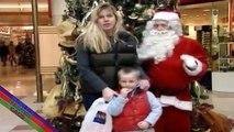 Naughty Santa Prank – Santa gropes SEXY lady butt gets hit Christmas Videos