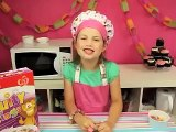 PRINCESS PARTY HAT tutorial how to make a tasty chocolate treat for your lolly or candy ba