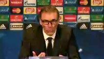 PSG vs Real Madrid 0 0| Laurent Blanc: «Il faut quon soit patient» #psgreal #psg