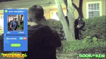 Scaring People on Halloween (Halloween Pranks) Funny Videos Scary Pranks Best Pranks 2014