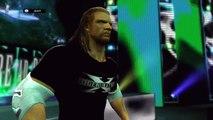 Wrestling Fight - Meet the Wrestlers featuring Triple H (WWE 2K14)