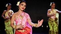 La danse Lune Amour (Khmer danse) - Dance Moon Love (Khmer dance)