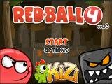 Red Ball 4 Volume 3 Walkthrough Gameplay All Levels