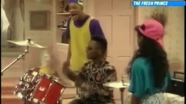 Fresh prince of Bel-Air singing moments (season 1)