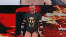 WWE 2K16   Seth Rollins VS Randy Orton, Sting & Roman Reigns