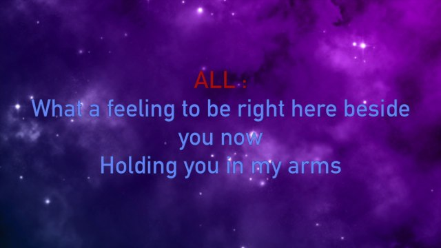 One Direction - A M (Lyrics video) + Download Link Watch