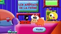 Les animaux de la ferme : apprendre les mots en s'amusant / French for toddlers / Learn French