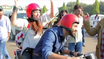 ho mann jahan behind the scene videos-mahirah khan-sheryar-adeel hussain
