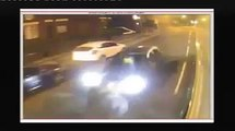 FULL: CCTV Shows Moment Boy Racers Cause Horror Crash In Bolton