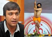 Akbaruddin Owaisi Making Fun Of Baba Ramdev On Yoga Issues