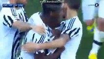 1st Half Goals & Highlights EMPOLI 1-2 JUVENTUS SERIE A 8.11.2015 HD
