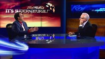 Angels Are With You! Let Angels Work! - Kevin Basconi with Sid Roth (Angels Testimony)