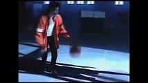 فيديو نادر جداً مايكل جوردن و مايكل جاكسون يلعبان كرة السلة