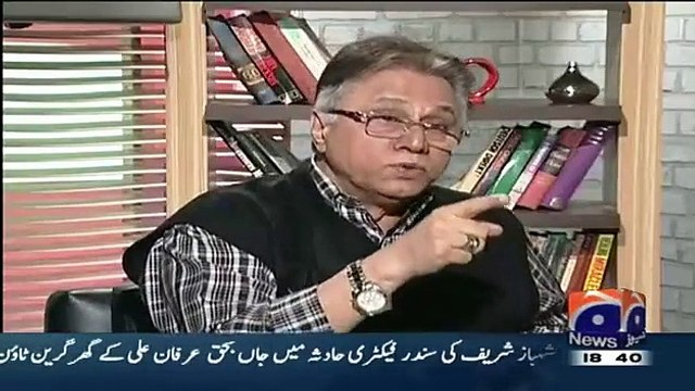 PTI is different because its leader is Imran Khan ,all parties know that if PTI comes in power then it would dent the whole corrupt system -- Hasan Nisar