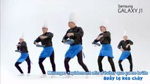 (vostfr) Pub Samsung- Dansons avec Isaac