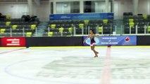 Syndy Shi - Novice Women Free -  2016 Skate Canada BC/YK Sectional Championships