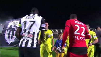 Coloriage Foot Sco Angers.J13 Sco Angers Srfc Resume Video Site Officiel Du Stade Rennais