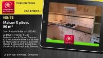 A vendre - Maison - Saint Antonin Noble Val (82140) - 5 pièces - 86m²