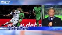 """OL-ASSE / Larqué : """"Valbuena a fait son meilleur match"""""""