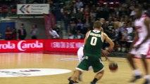 SLUC Nancy Basket / CSP Limoges (58-54) 08/11/2015
