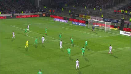 Foot - L1 : Lyon - Saint-Etienne 3-0