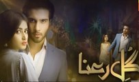 New Pakistani Dramas 2015 | Gul E Rana Episode 01 Full HUM TV Drama 07 Nov 2015