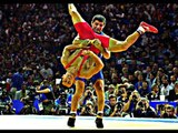 Armenian Wrestling ||| Lutte Armenienne (Armen Nazarian) Borba KAVKAZ ARMENIA