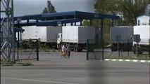 Russia invades Ukraine | Russia aid convoy invades Ukraine