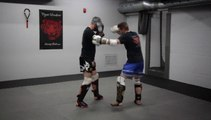 Tiger Shadow muay thai kick boxing boxe arts martiaux St Jerome St Sauveur rive nord