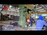 forged automobile parts by 100KJ cnc hydraulic die forging hammer,drop hammer,forging machine,double-active hammer