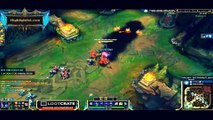 Nocturne Montage - ft Faker Najin Cain Nightblue - Best Nocturne Plays