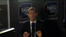 Stéphane Beaudet, (LR), est l'invité politique de France Bleu 107.1