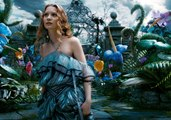 First Look! Disney's Alice Through The Looking Glass! -