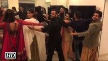 Salman Khan Performs on Shah Rukhs Hit Song Tujhe Dekha from DDLJ