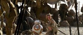 Star Wars VII Le Réveil de la Force : Spot Rey